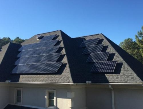 6.1kW SunPower PV System