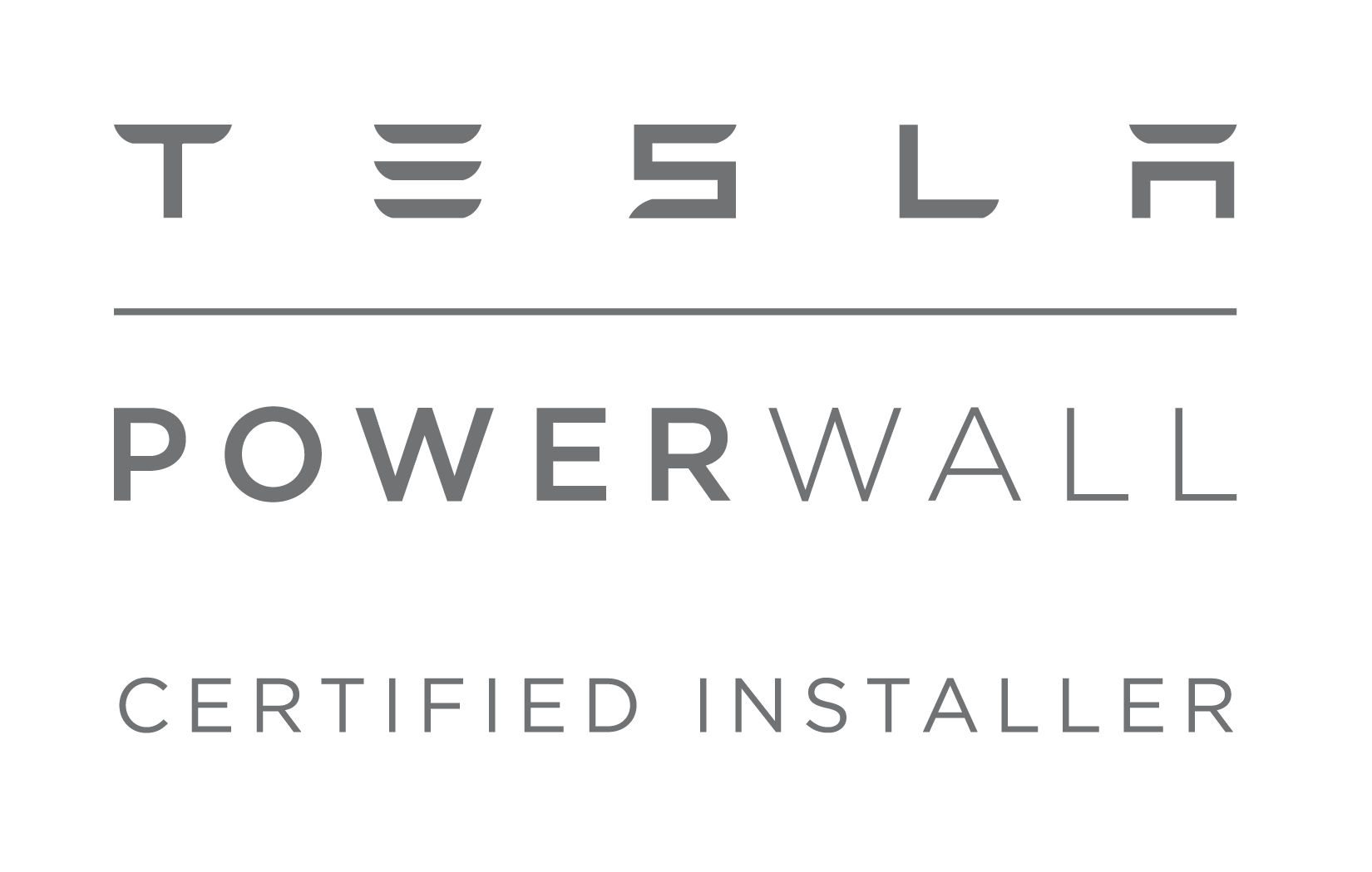 certified tesla powerwall sunpower solar panel installers
